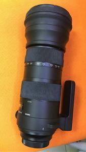 适马 150-600mm f/5-6.3 DG OS HSM Sports 佳能口
