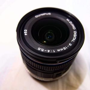 奥林巴斯 M.ZD ED 9-18mm f/4-5.6