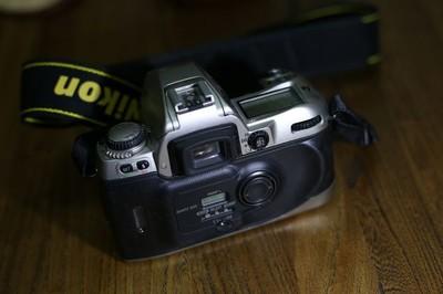 三码合一的个人自藏近全新Nikon F80机身