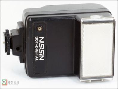 NISSIN 日清 30TD  通用型 低压闪光灯