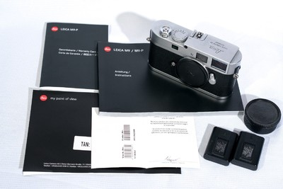 出售9成9新Leica M9p銀色機身