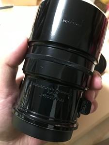 Petzval 58/1.9匹兹瓦黑漆可调旋转焦外镜头 58mm F1.9现货