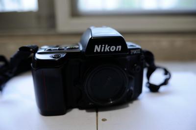 尼康F90X