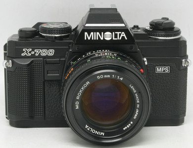 Minolta X-700 501.4套机 佳能EOS-5