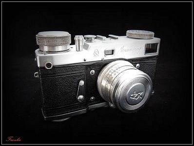 【列宁格勒】旁轴相机35mm/50mm 1:2