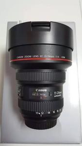 佳能 EF  11-24mmUSM广角变焦镜头