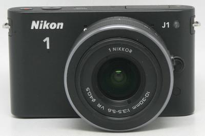 【98新】尼康 J1+10-30+30-110一机两镜(#1591)