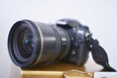 尼康 AF-S DX 17-55mm f/2.8G IF-ED  已出