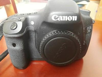 佳能 7D相机