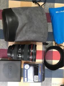 9999新佳能 7D+17-40mm镜头+50mm1.8镜头