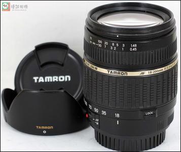 腾龙 AF18-200mm f/3.5-6.3 XR DiII (A14)镜头佳能卡口