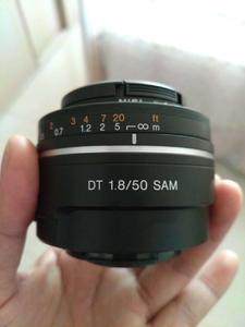 索尼 DT 50mm f/1.8 SAM(SAL50F18)