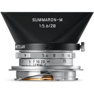 全新 徕卡 Summaron-M 28/5.6 银色 手动对焦头 # 11695