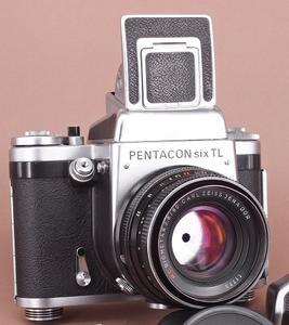 潘太康Pentacon Six TL 双取景器