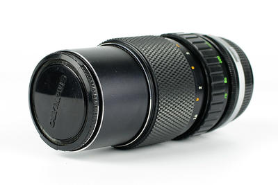 奥林巴斯OM75-150/4恒定光圈变焦镜头 350元