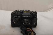 96新ZENIT 122 带 58MM F2奥运纪念版(欢迎议价,支持交换)