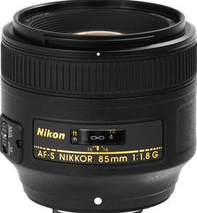 尼康 AF-S NIKKOR 85mm f/1.8G 3台打包