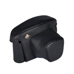 宾得 SP K1000 K2 KX 机身原配 真皮皮套 相机套 相机包