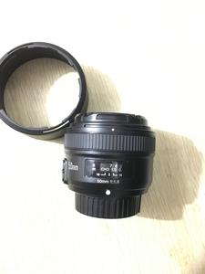 永诺 50mm f/1.8 尼康口 99新