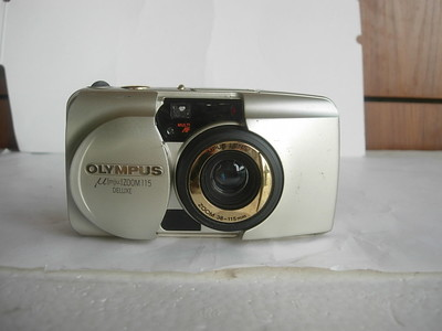 较新奥林巴斯115袖珍相机,成像好