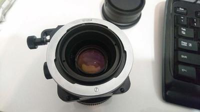 佳能第一款摇头移轴镜头35 2.8 日本带回,配件齐全