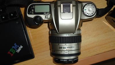MZ-30机身号405433镜头35-80镜号6061083