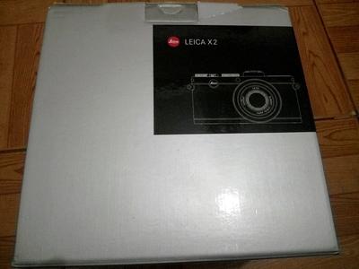 出售莱卡X2,自动降价了