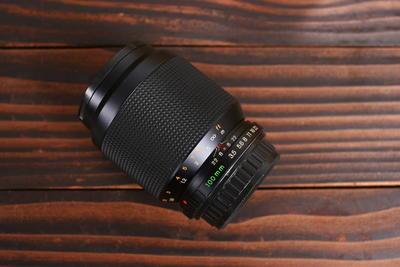 雅西卡 ML100/3.5 微距手动镜头