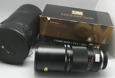 98新 奥林巴斯 OM 300/4.5