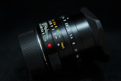 Leica 徕卡 Summilux-M 35 mm f/ 1.4 11663