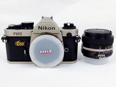 尼康Nikon FM2千禧龙年套机