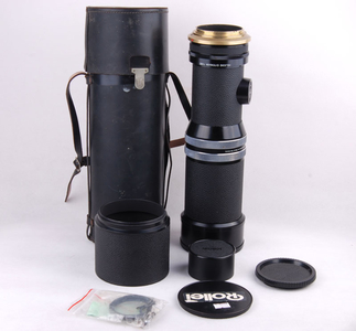 Rollei/禄来 Carl Zeiss Tele-Tessar 500/5.6 HFT 镜头 #02904