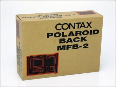 康泰时 Contax 645用 宝丽来后背 MFB-2 新品 带包装
