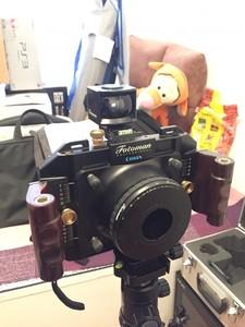 fotoman dmax 612技术相机