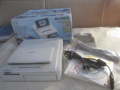 索尼DPP-EX7 打印机