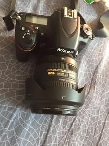 尼康 D750+24-120镜头