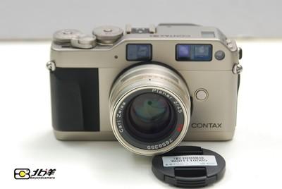 98新康泰时CONTAX G1+G45/2 绿标(BG01110004)【已成交】