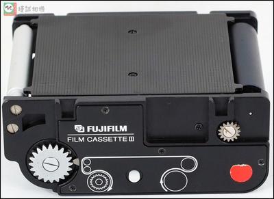 富士GX680Ⅲ型相机后背120片芯