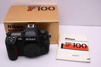 尼康F100 尼康 F100 NIKON F100 带包装