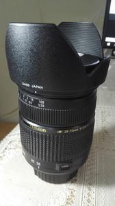 自用98新尼康口腾龙28-75mm/F2.8二代带马达镜头转让