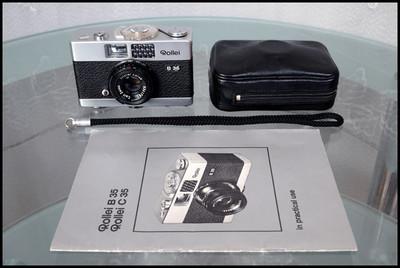 Rollei B 35 德产版,带测光!