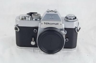 尼康马特EL Nikomat (Nikkormat) EL