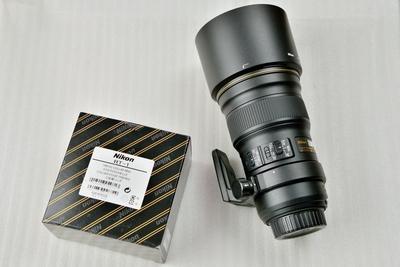 尼康 AF-S 300mm f/4E PF ED VR