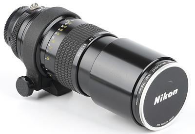 尼康 Nikon Ais 300 4.5 Nikkor Ai-s 300mm/f4.5 手动望远镜头