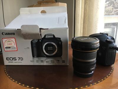 佳能 7D 佳能10-22mm f/3.5-4.5 USM 超广角镜头
