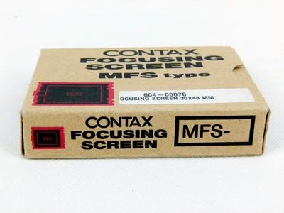 康泰时Contax 645用MFS-2对焦屏