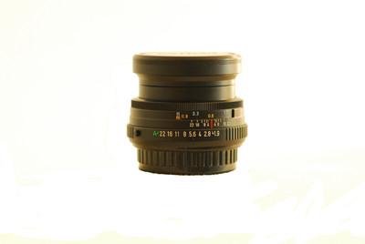 宾得 FA 43mm f/1.9 Limited(三公主之一) 大公主 越南产
