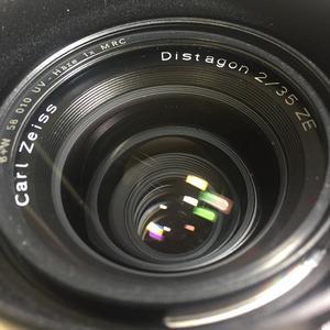 卡尔·蔡司 Distagon T* 35mm f/2 ZE