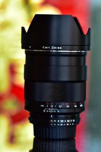 卡尔·蔡司 Distagon T* 35mm/ f1.4;135/f2