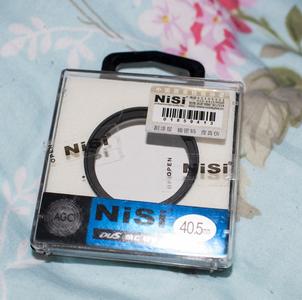 耐司(NiSi)MC UV 40.5mm UV镜 双面多层镀膜无暗角
